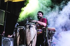Olaya Sound System (pezhera) Tags: live concert music festival solaris festiva olaya sound system barrio calavera ska reagge cumbia humo lima peru