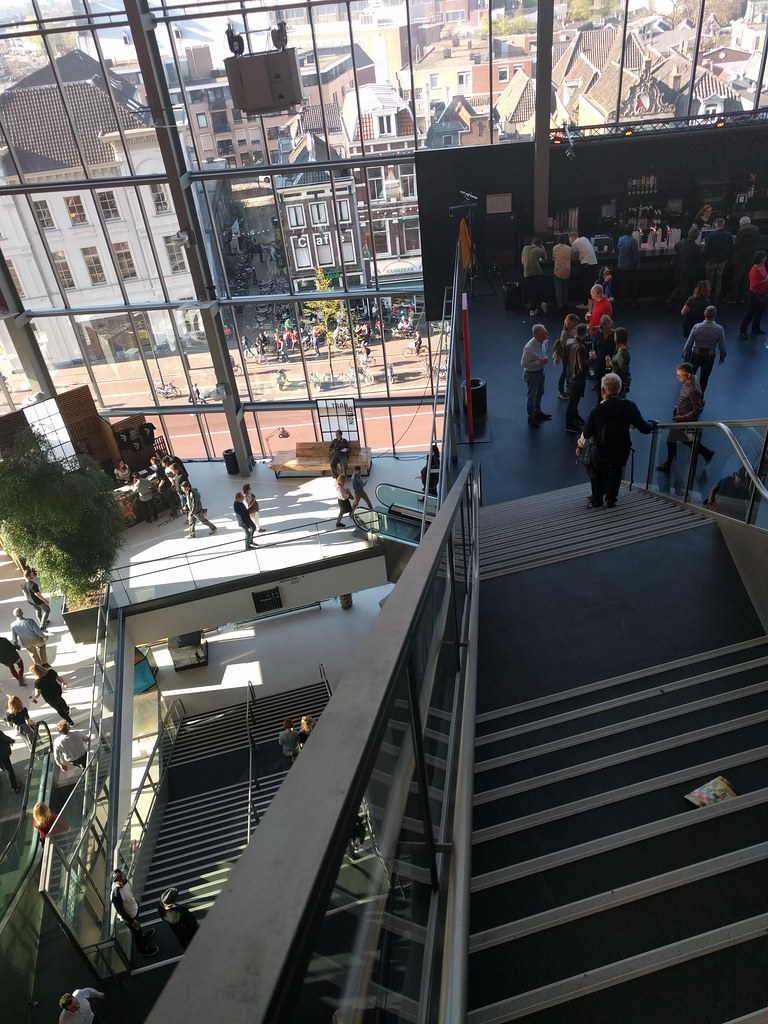 Vredenburg vertigo