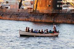 02. Arrrr, a pirate (Misty Garrick) Tags: sandiegoca sandiego sunset sandiegosunset boat pirate pirateboat