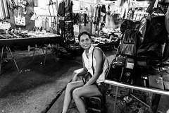 A shop owner inside a Hanoi's bazaar (tumivn) Tags: hanoi vietnam bazaar streetphotography street documentary