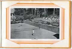 Melford Hall Hotel, 34 St Peter's Road, Bournemouth, Dorset (Alwyn Ladell) Tags: dorset bournemouth stpetersroad melfordhallhotel melfordcourt hdquick 1950 tenniscourt
