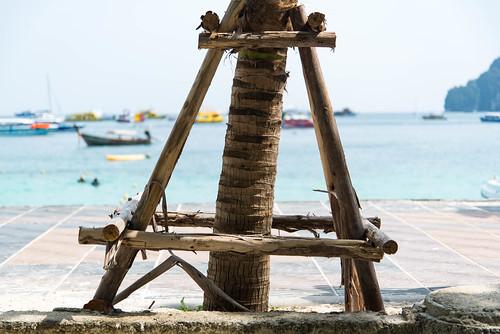Koh Phi Phi pier