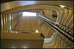 Lobby Hotel Marriott Marquis Atlanta, GA, USA (henrik.schwarz) Tags: usa atlanta hotel lobby high marquis marriott