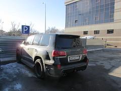 Invader L60 (stanislavkruglove) Tags: pavlodar moscow павлодар москва car exotica invader l60