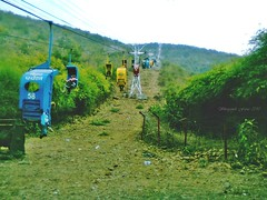Open Ropeway (Shrayansh Faria Photography) Tags: lush green hills ropeway open heights