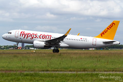 Pegasus Airlines Airbus A320-216  |  TC-DCI  |  Amsterdam Schiphol - EHAM (Melvin Debono) Tags: pegasus airlines airbus a320216 | tcdci amsterdam schiphol eham melvin debono spotting canon 7d 600d airport airplane aviation aircraft airways plane planes polderbaan