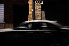 Night in Hasselt (Ivan Rigamonti) Tags: streetphotography hasselt belgium night car