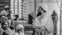 Imam 3079 3bw (shahidul001) Tags: mosque prayer religion spirituality islam baiturrouf agakhanaward architecture marinatabassum light design community