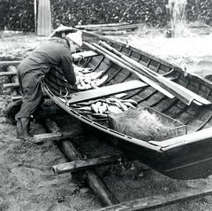 Pentin siikasaalis (The Museum of Finnish Coast Guard) Tags: meri merivartijat merivartija siika kala saalis glosholmen 1965