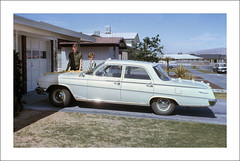 Vehicle Collection (6965) - Chevrolet Biscayne (Steve Given) Tags: motorvehicle familycar automobile chevrolet biscane 1960s