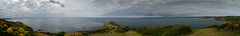 Around The Point (richardsolway) Tags: cudden point land cliffs mounts bay cornwall perranuthnoe sea ocean water panorama