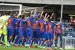 DSC_0840 (Noelia Déniz) Tags: barça filial barcelona fcb masía prat culé azulgrana mini campeones blaugrana segundadivisiónb