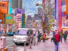 Tokyo=483 (tiokliaw) Tags: anawesomeshot burtalshot colours discovery explore flickraward greatshot highquality inyoureyes joyride outdoor perspective recreaction scenery travelling wonderful