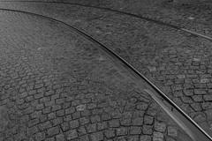 09042017-_GOC2633 (Gustavo Occelli) Tags: blancoynegro curvas empedrado humedad vias