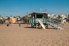Rescue (steph3xx) Tags: rescue baywatch los angeles santa monica usa beach sea ocean