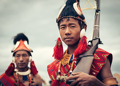 Ready for battle (Frank Busch) Tags: frankbusch frankbuschphotography imagebyfrankbusch photobyfrankbusch arunachalpradesh india mon nagawarior nagaland portraits tribes