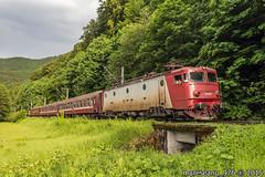 40-0919-7 CFR Calatori (mureseanu_976) Tags: 4009197 cfr calatori 060 ea asea allmana svenska elektriska aktibogalet vasteras suedia schweden sweden electroputere craiova romania 6936 hp 5100 kw 6 axles tren personal 4511 2055 2054