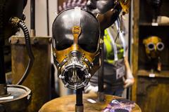 IMG_8515 (nijimeijer) Tags: transworldhaa transworld haunt halloween hauntedhouse mask masks trickortreat haunters midnightstudiosfx midnightstudios spooky zombie haunting scary remmaelmanor remmael