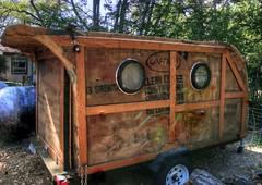 camp trailer (JoelDeluxe) Tags: florafaunafarm flora fauna farms southvalley nm newmexico davis house ducks pond walnuts elms bees fields sheep goats joeldeluxe