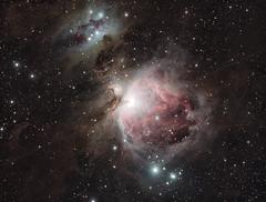 M42 The Great Orion Nebula (Socalastro) Tags: m42 orion nebula orionnebula asi1600mcc zwo asicamera night space deep astropho astrophotography astro photo telescope tracked ap1600 gto fsq takahashi takahashifsq deepspace