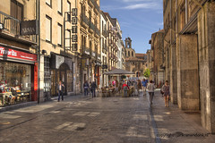 "Calle Rua Mayor • <a style=""font-size:0.8em;"" href=""http://www.flickr.com/photos/45090765@N05/33799456536/"" target=""_blank"">View on Flickr</a>"