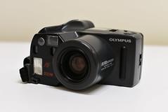 Time warp: superzoom (beqi) Tags: 2017 az300 camera markings olympus