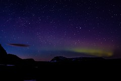 Vík Light Show. Iceland. (mindtraveler26) Tags: colors perfect canon starrynight stars night longexposure iceland northernlights auroraborealis