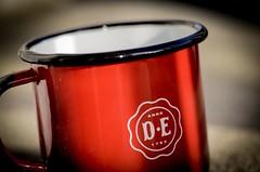 Macro Mondays - Glaze (M1randje) Tags: d7000 nikon mondays macro black lowlands 1753 coffee de red glazed glaze macromondays