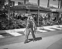 Dress for success (35mmStreets.com) Tags: blackwhite street city southbeach miami florida collinsave washingtonstreet sobe photography nikon 35mm bw df nik 35mmstreets d600 urban portrait d750 kittens havana d4s sony dsc rx1rm2 lightroom silverefex little