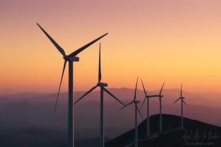 Energía renovable en Oiz