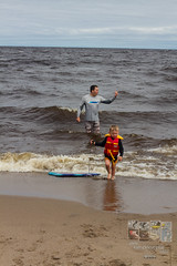 Photodepatricklevesque_I7D_0200.jpg (patrick_levesque) Tags: boogieboard famillelevesque lacsaintjean plage vagues