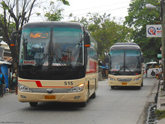 Davao Metro Shuttle (Monkey D. Luffy ギア2(セカンド)) Tags: bus mindanao philbes philippine philippines photography photo photograhy enthusiasts society road vehicles vehicle daewoo guillin yutong