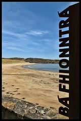 Beach in Co.Donegal (padsta5479) Tags: ireland irishcoast wildatlanticway donegal beach beautiful sandybeach irishbeach beachindonegal paradise beachparadise bluesea goldensand