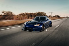 Widebody S2k Rolling Front (Incognito Media) Tags: honda s2k s2000 jdm import workwheels workwheelsjapan widebody workmeister japan sorceryjapan sorcery incognitomedia