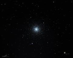 M3 globular cluster (Abel de Burgos) Tags: telescope astronomy sky deep colors nebula cluster qhy atik 460 ts130 astrophotography beauty avalon linear 460ex hydrogen baader lrgb beautiful narrowband universe cosmos qhy5l