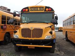 Ridge Road Express (Nedlit983) Tags: school bus ic ce