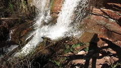 MVI_6553 Falls Creek Runoff Spring (maryannenelson) Tags: movie spring colorado durango waterfalls