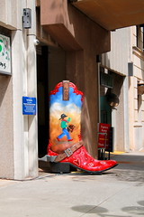 Cowboy Up ... (kurth.barbara) Tags: boot cowboy