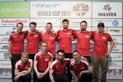 Team Austria Men D1