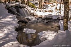 Shefford 2 (Pierre.Pomerleau) Tags: cascade waterfall hiver winter
