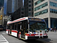 Toronto Transit Commission 8579 (YT | transport photography) Tags: ttc toronto transit commission nova bus lfs