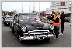 Chevrolet Fleetliner / 1949 (Ruud Onos) Tags: chevrolet fleetliner 1949 chevroletfleetliner1949 am9522 saturdaynightcruiseapril