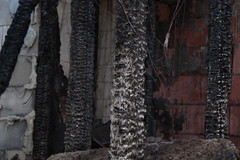 HausBrand061 (hgyx) Tags: feuer brand zerstörung erkalten spuren