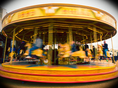 Carousel (Chris (growing fruit)) Tags: carousel fairground
