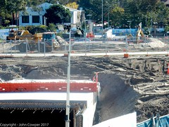 CBD & South East Light Rail - Moore Park - Update 24 April 2017  (5) (john cowper) Tags: cselr moorepark sydneylightrail cutandcover tunnel alignment easterndistributor acconia sydney infrastructure construction transportfornsw newsouthwales