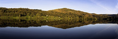 Reflections of Grasmere (Northern Tony) Tags: canon7dmarkii canon 1785mm lightroom6 niksoftware panorama lakedistrict lake water reflections earlymorning morning grasmere