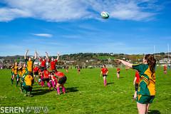 2017:03:25 14:14:30 (serenbangor) Tags: 2017 aberystwyth aberystwythuniversity bangoruniversity seren studentsunion undebbangor varsity rugby rugbyunion sport womens