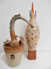 Ceramica (magellano) Tags: ceramica ceramic casa home arcadinoè riccardobiavati pottery mariemazères