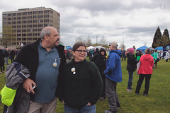washington weather (FADICH PHOTOGRAPHY) Tags: science march themarchforscience 2017 april earthday earth day lisaparshley activism protest olympia washington environmentalism gogreen clean energy vote womenofscience climatechange climate change global warming poverty war drought resourcescarcity