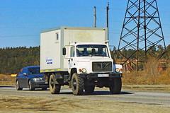 ГАЗ-3308  М 115 ЕТ 45 (zauralec) Tags: kurgancity therouter254irtysh город курган трасса трассар254иртыш автомобиль грузовик газ3308 м 115 ет 45